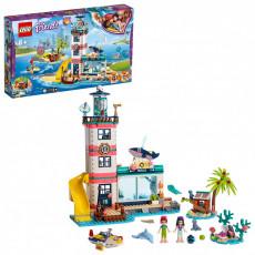 Lego Friends 41380 Centrul de salvare de la far