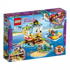 Lego Friends 41376 Misiunea de salvare a testoaselor
