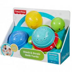 Mattel Fisher-Price DHW16 Jucaria pentru baie - Broască creativă