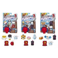 Hasbro Transformers E3486 Transformers BotBots Sugar Shock set figurine 5 bucăți
