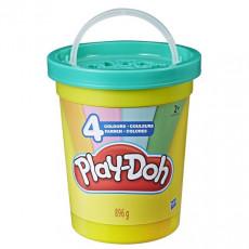 Hasbro Play-Doh E5045 Masa pentru modelare - 4 culori (borcan mare)