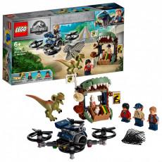 Lego Jurassic World  75934 Dilophosaurus in libertate