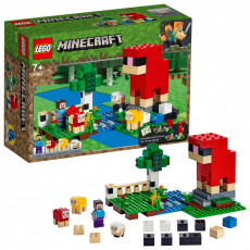 Lego Minecraft 21153 Ferma cu oi