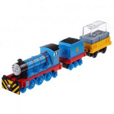 Mattel  X7371 Thomas: Locomotiva si vagon de metal