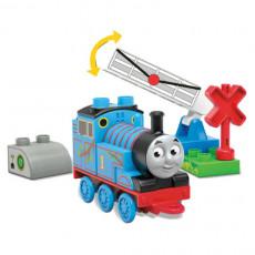 Mattel Mega Bloks CNJ04  Constructor Mega Bloks: Locomotiva Thomas si prietenii. Erou preferat