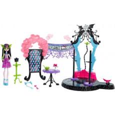 Mattel  Monster High DNX68 Set de joaca Mattel Monster High Balul groazei
