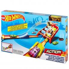 Mattel GBF89 Hot Wheels Set Competitie si Actiune pentru unul sau doi jucători