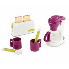 SMOBY 310507 Smoby Jucarie Smoby Set Mic Dejun Tefal Aparat de cafea şi prăjitor pâine Tefal Bucatarie copii