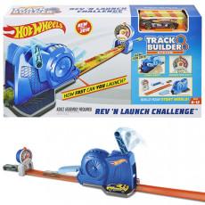 Mattel Hot Wheels FLL02 Circuit Hot Wheels Track Builder Hammer Drop Challenge