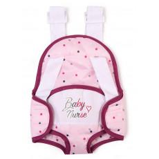 SMOBY 220351 Marsupiu pentru păpușa de jucărie Violette Baby Nurse Smoby ergonomic