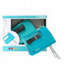 SMOBY 310500 Mixer de mână Mini Tefal Smoby cu palete pentru mixare albastru