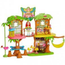 Mattel Enchantimals GFN59  Cafenea Tropicala