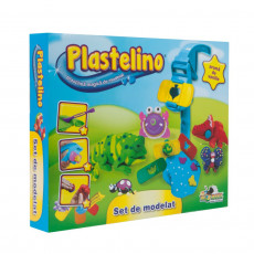 Noriel INT5430 Plastelino - Set de modelat plastilina