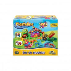 Noriel INT5423 Plastelino - Set de modelat plastilina