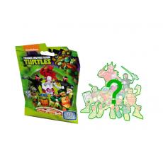 Mattel Mega Bloks DMX21 Mini Figurine seria Ninja Turtles