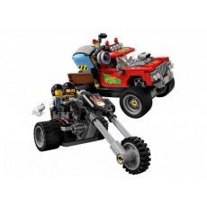 """LEGO Hidden Side 70421 Constructor """"Camion Stunt Truck El Fuego"""""""