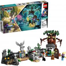 """LEGO Hidden Side 70420 Constructor """"Ghicitorul vechiului cimitir"""""""