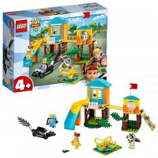 """LEGO Toy Story 4 10768 Constructor """"Aventurile lui Buzz și Bo Peep pe locul de joacă"""""""