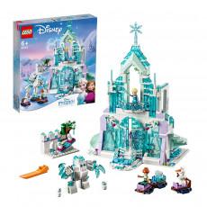 "LEGO Disney Princess 43172 Constructor ""Magic Elsa Castle Castle"""