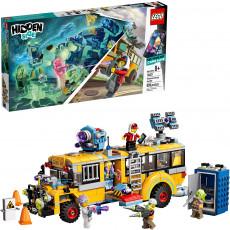 """LEGO Hidden Side 70423 Constructor """"3000 autobuzul vânătorului paranormal"""""""