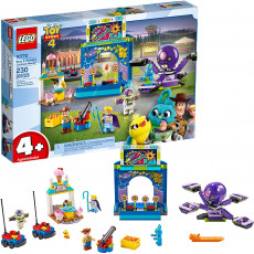"LEGO Toy Story 10770 Constructor ""Parc de distracții Buzz și Woody"""