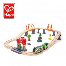 HAPE E3762A Circuitul de energie solară al căii ferate de jucării