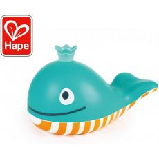 """HAPE E0216A Jucărie p/u baie """"Balenă"""""""