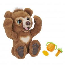 """HASBRO E4591 Jucărie interactivă """"Ursul Cubby cel curios FRF"""""""