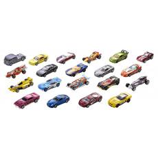 Mattel H7045 Set de masini metalice