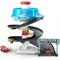 """Mattel FYN86 Set de jocuri """"Mașini. Spiraling pentru Mini Racers"""""""