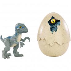 "Mattel FMB92 Set de jocuri ""Baby Dinosaur Blue"" din filmul ""Jurassic World 2"""