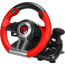 Volan Marvo GT902, Black/Red