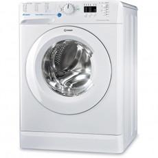 Maşină de spalat Indesit BWSA 61052 W, White, 6 Kg