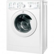 Maşină de spalat Indesit IWSB 61051 C ECO EU, White, 6 Kg