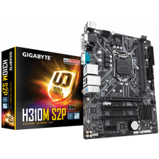 Placă de bază GIGABYTE H310M S2P 2.0 (s1151/Intel H310)