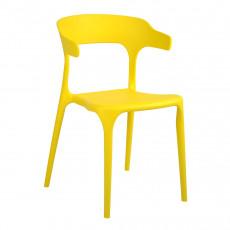 Scaun DP Spring, Yellow