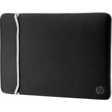 "Husă pentru laptop 15.6 "" HP Chroma Neoprene Reversible 2UF62AA, Black/Silver"