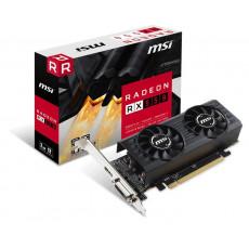 Placă video MSI RX 550 4GT LP OC (4 GB/GDDR5/128 bit)