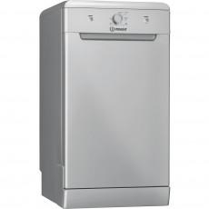 Maşina de spalat vase Indesit DSСFE 1B10 S, Silver