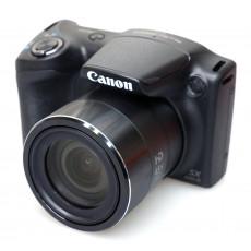 Aparat foto Canon PS SX430 IS BLACK, Kit
