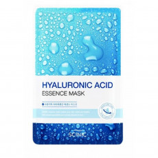 Scinic Hyaluronic Acid Essence Skin Care - Masca faciala cu Acid Hialuronic