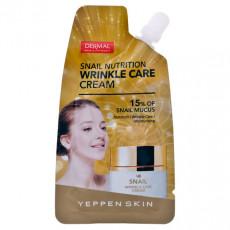 Yeppen Skin Snail Nutrition Wrinkle Care Cream - Crema de fata hranitoare