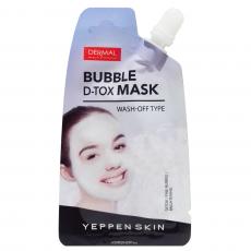Yeppen Skin Bubble D-Tox Mask - Пузырьковая детокс-маска для очищения лица