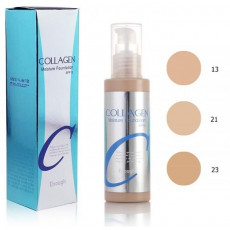 Enough Collagen Moisture Foundation (№23) - Fond de ten hidratant cu Collagen