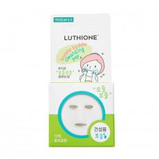 Luthione Boddle boddle Cleansing Pop (for dry skin) - Spumă comprimată pentru ten uscat