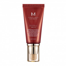 Missha Missha M Perfect Cover BB Cream (№23 Natural Beige) - Crema BB cu o protectie UV ridicata