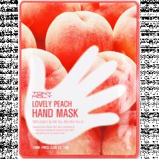 Mască de mâini Tony Moly Lovely Peach Hand Mask, 16 g