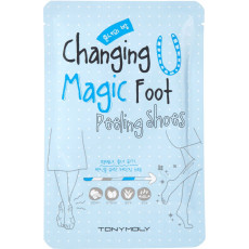 Mască pentru picioare Tony Moly Changing U Magic Foot Peeling Shoes