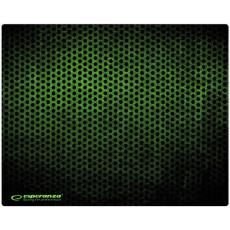 Коврик Esperanza GRUNGE MIDI EGP102G Black/green