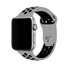 Curelușă Helmet Apple Watch 42/44 M/L, Gray/Black